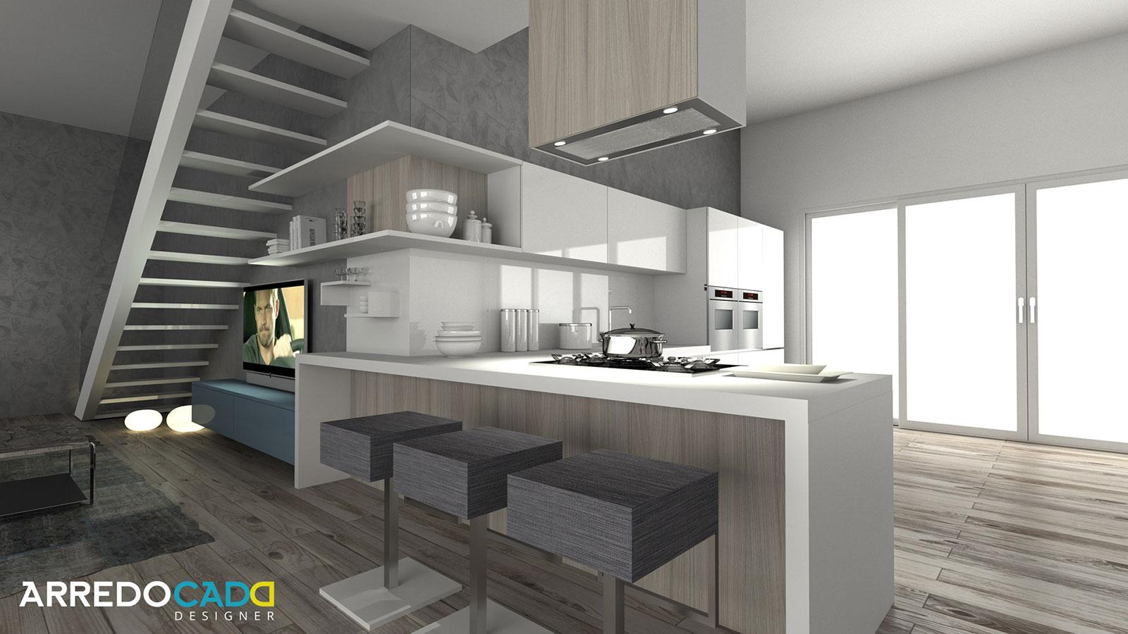 Galleria arredocad for Software progettazione interni 3d