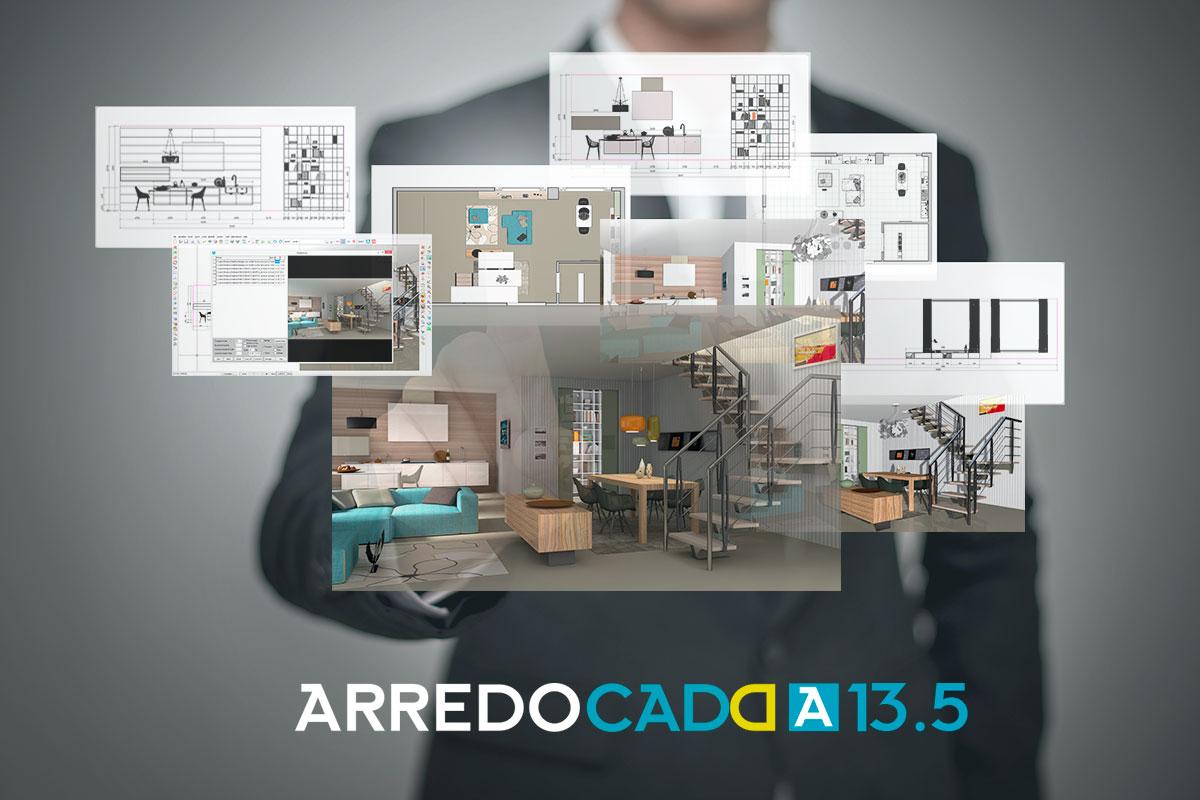 AGGIORNAMENTO ARREDOCAD DESIGNER 13.5: VideoPath Plus e SlideShow