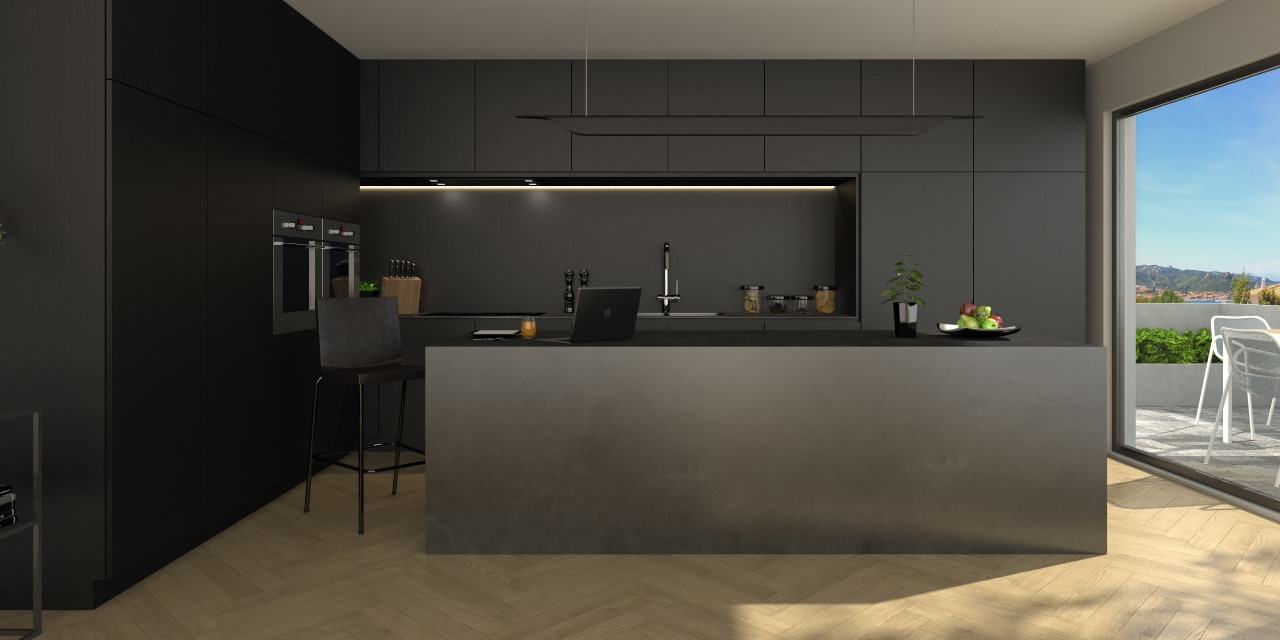 Why you should choose a black kitchen