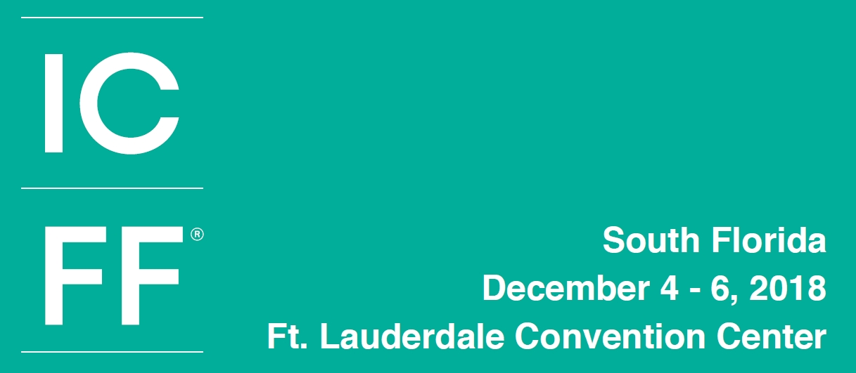 ArredoCAD at ICFF 2018 in MIAMI. Come and visit us!