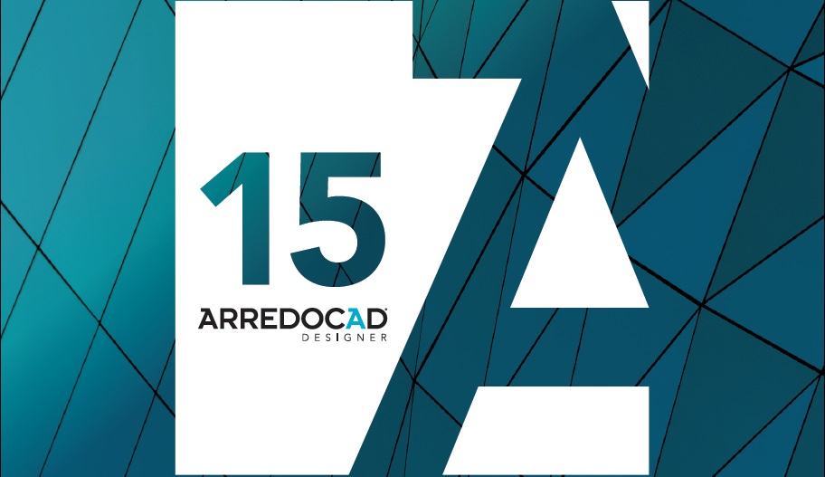ArredoCAD version 15: Find out all the new features!