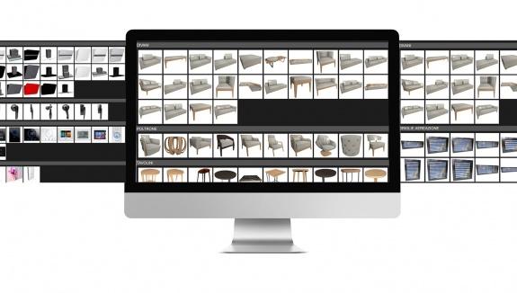 Funzionalit arredocad designer software 3d per - Software arredamento interni ...