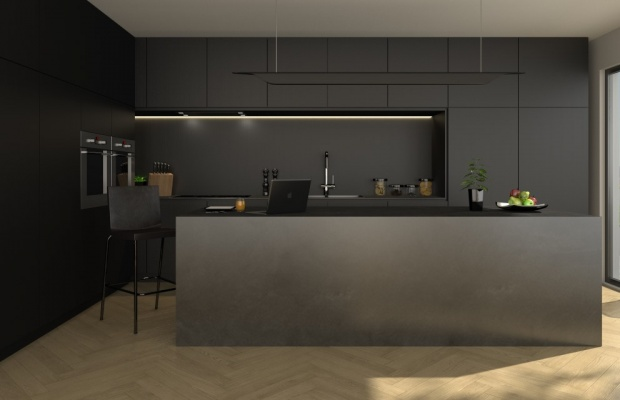 Perchè scegliere una cucina nera
