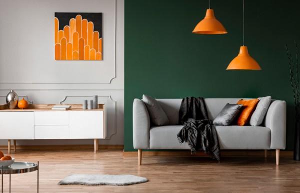 Le migliori combinazioni di colore per l'interior design