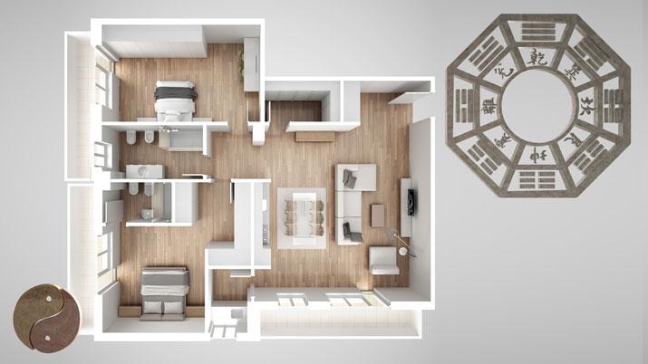 Progettare con il Feng Shui: la casa perfetta per il benessere abitativo