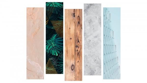 Come rendere texture e materiali nei progetti di interior design