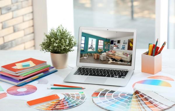 Fashion colors for interior design 2020
